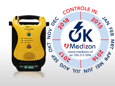 AED Basis onderhoudscontract